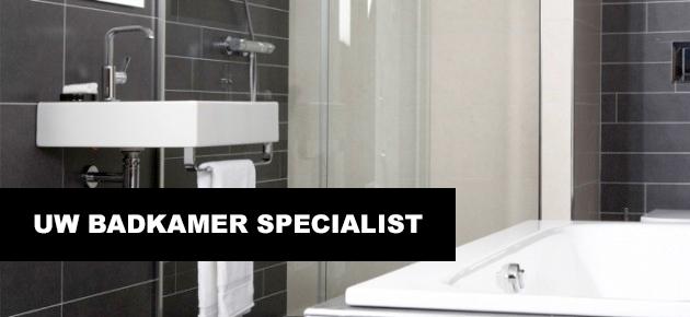 Badkamers tegels stucwerk en meer mgbouw for Badkamer specialist